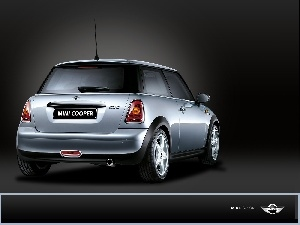 USA, Mini Cooper, Dealer