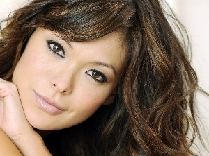 make-up, Lindsay Price, The look