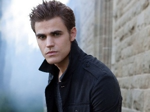 actor, Paul Wesley